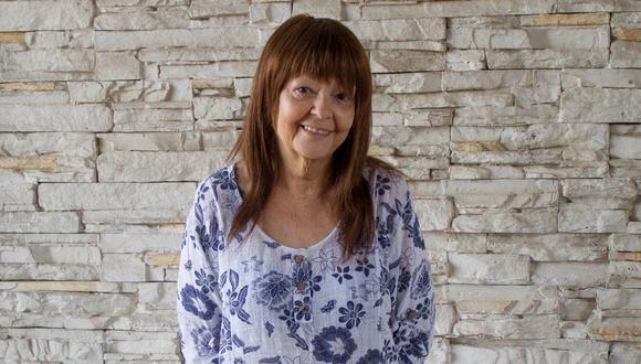 Mihaela Radulescu nació en el pueblo de Brashov, en Rumanía. Foto: Jorge Vasquez Loayza, cortesía para El Comercio.