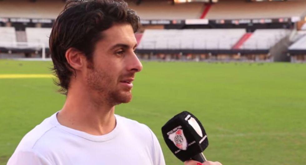 River Plate: Pablo Aimar volvería a jugar tras un año inactivo