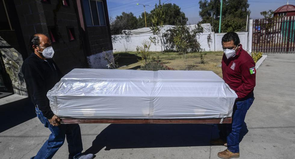 Mexico registers 518 deaths from coronavirus in one day and 5,113 new infections