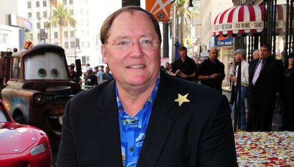 """John Lasseter, director de """"Toy Story"""""""