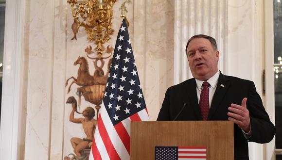 Estados Unidos exige a Venezuela liberar a jefe de despacho de Guaidó. Foto: AFP archivo
