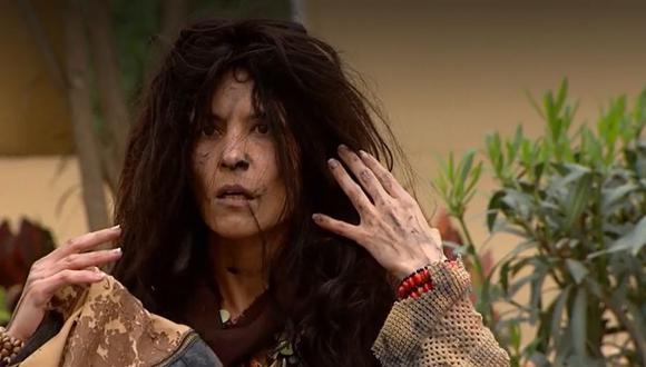 "La mamá de Elisa llegó a ""De vuelta al barrio"" (Foto: América TV)"