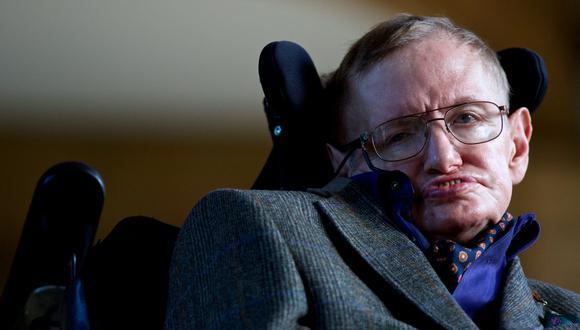 Stephen Hawking: El físico teórico, astrofísico, cosmólogo y divulgador científico británico falleció a los 76 años el 14 de Marzo. (AFP)
