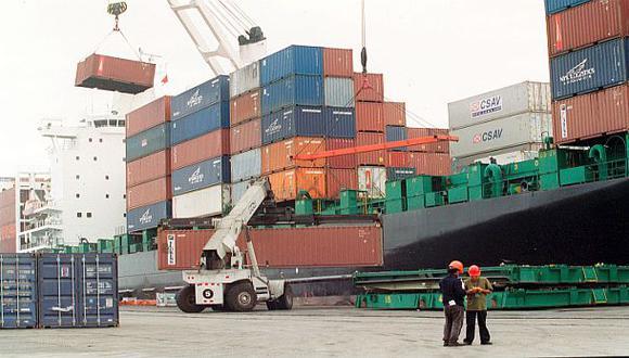 El Perú anotó un déficit comercial de US$365 mlls. en 2013