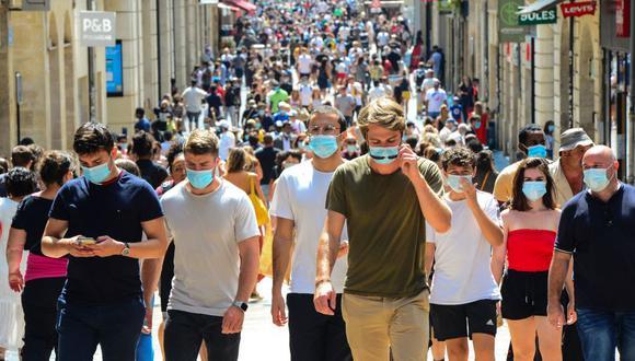 Coronavirus en Francia | Ultimas noticias | Último minuto: reporte de infectados y muertos sábado 15 de agosto del 2020 | Covid-19 | (Foto: MEHDI FEDOUACH / AFP).