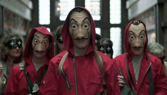 "Un video de YouTube recoge varias audiciones de ""La casa de papel"". (Foto: Difusión/ Netflix)"
