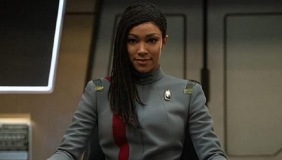 """¿Qué sucederá con Michael Burnham en la cuarta temporada de """"Star Trek: Discovery""""? (Foto: CBS All Access)"""