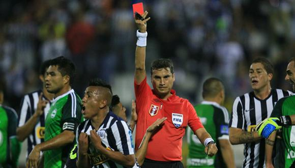Henry Gambetta será árbitro del Alianza Lima-Sporting Cristal