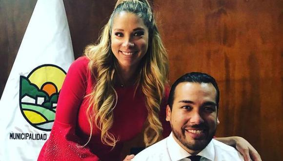 Sofía Franco aclara que sigue separada de Álvaro Paz de la Barra. (Foto: Sofia Franco / Instagram)