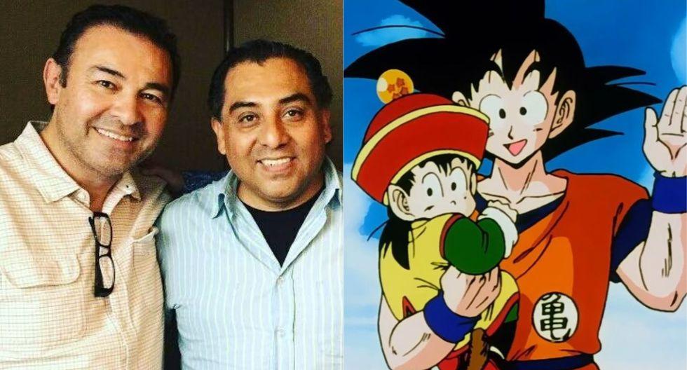 Mario Castañeda, actor de doblaje de Gokú envía emotivo mensaje tras muerte de Gohan (Foto: Instagram)