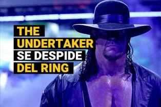 The Undertaker se retira de la WWE: Esta es la historia del luchador que se convirtió en leyenda