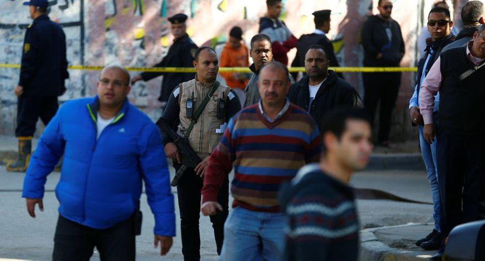 Egipto: Las imágenes del atentado que mató a seis policías - 3