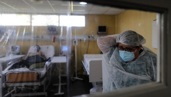 Coronavirus en Argentina | Últimas noticias | Último minuto: reporte de infectados y muertos hoy, viernes 07 de mayo del 2021 | Covid-19 | (Foto: EFE/Juan Ignacio Roncoroni/Archivo).