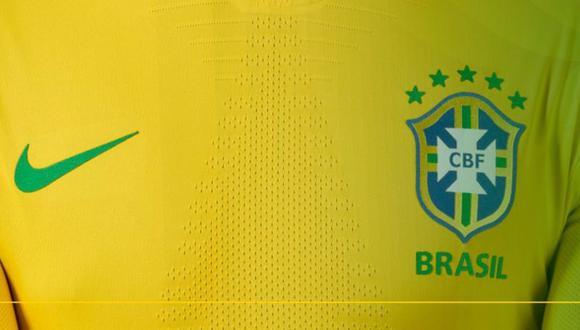 La selección brasileña de fútbol fue la que tuvo mayor número de interacciones en Facebook. (Facebook @CBF)