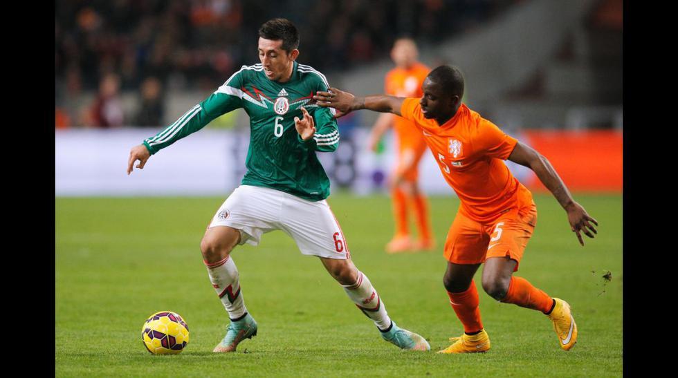 Mira a los ocho consagrados de México que no jugaron ante Perú - 8