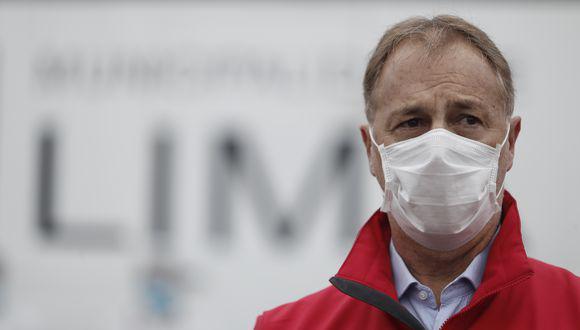 El alcalde de Lima había informado el martes que se trataba de una construcción clandestina. (Foto: GEC)