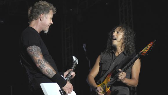 Metallica en Lima: estos son los requisitos de la banda