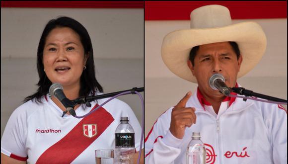 Ambos partidos volvieron a manifestar su conformidad con respecto a los aspectos del evento, como los moderadores, bloques temáticos, etc. (Foto: AFP)