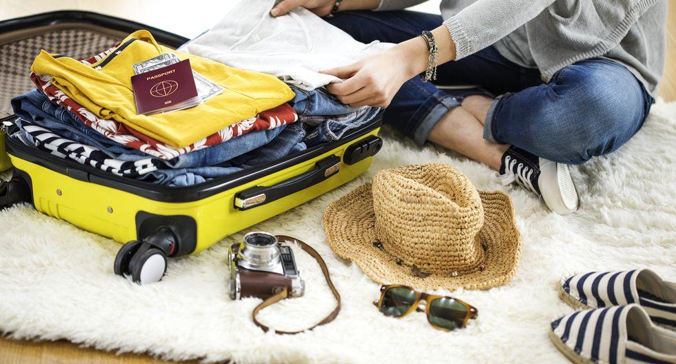 Todos tus documentos o dinero siempre deben estar contigo, por lo que no te recomendamos dejarlos en tu maleta. (Foto: Shutterstock)