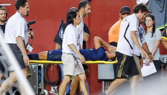 Marco Asensio, atacante español. (Foto: Reuters)