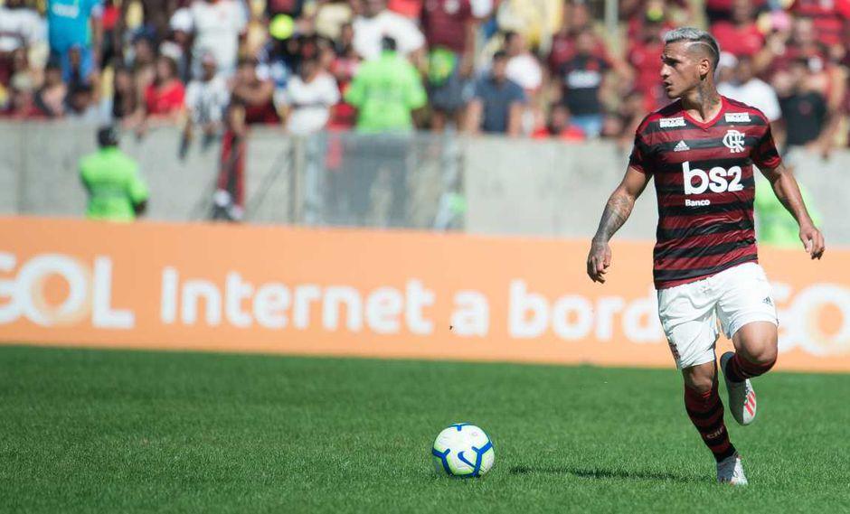 El entrenador de Flamengo explicó la titularidad de Miguel Trauco. (Foto: Flamengo)