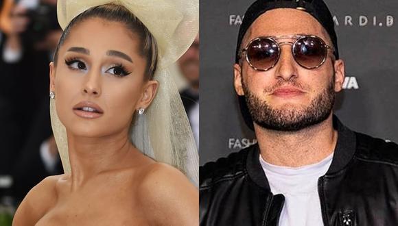 """Josh Stone denunció a Ariana Grande por plagiar su canción """"You Need It I Got It"""". (Foto: Agencia/Difusión)"""