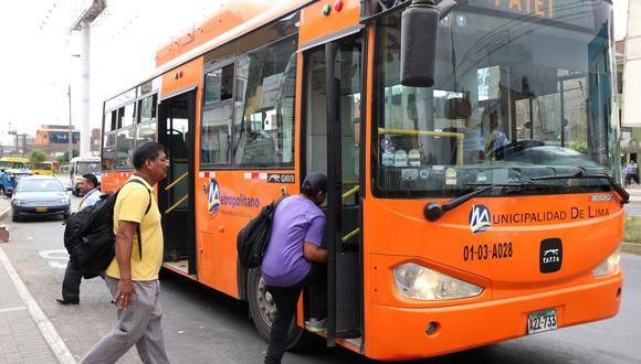 Este miércoles 9 de septiembre dejaron de operar las 21 rutas alimentadoras del Metropolitano debido a las pérdidas económicas. (Foto: Andina)