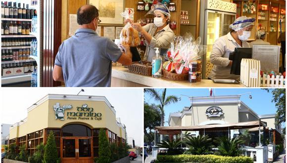 Pastelería San Antonio y Don Mamino apuestan por la transformación digital del negocio. (Foto: ALESSANDRO CURRARINO / El Comercio)