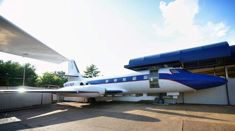 Elvis Presley: subastarán dos de sus jets privados - 1