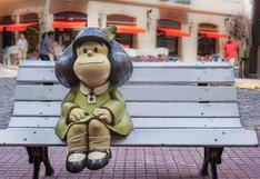 Mafalda: 10 viñetas para reflexionar sobre el amor, la política, el mundo y otros temas   FOTOS