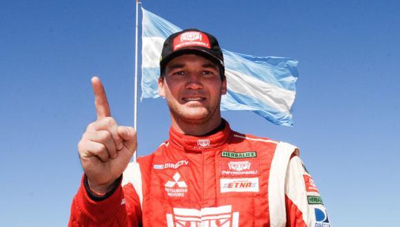 Nicolás Fuchs gana la primera fecha del Rally Argentino