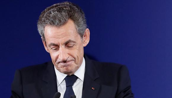 Francia: Nicolas Sarkozy bajo custodia policial por investigación sobre Libia. (EFE).