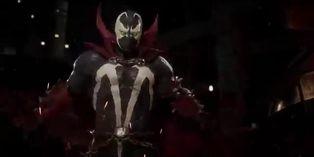 Mortal Kombat 11: así de brutal luce Spawn