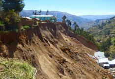 Huánuco: declaran estado de emergencia en Sillapata debido a deslizamientos