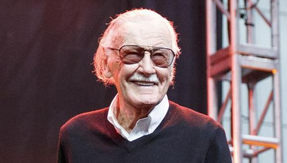 Stan Lee. (Foto: agencia / archivo)