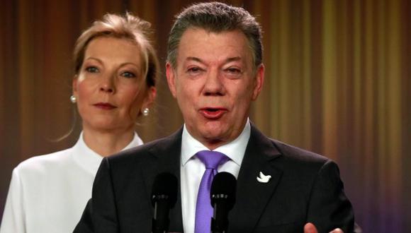 Juan Manuel Santos ganó el Premio Nobel de la Paz 2016