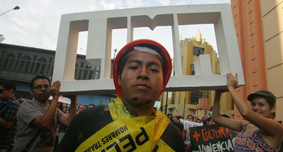 La marcha por la cultura en el Centro Histórico de Lima [FOTOS] - 4