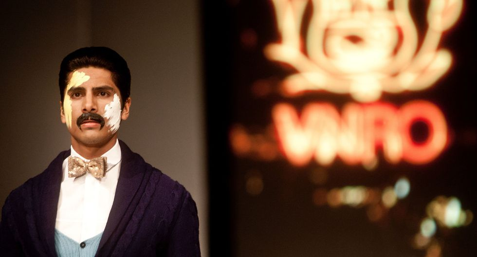 Edward Venero en LIF Week. (Foto: El Comercio/ Archivo)
