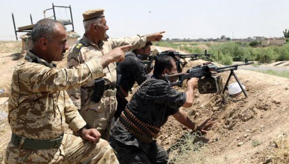 Iraq: Fuerzas kurdas intentan frenar avance del Estado Islámico