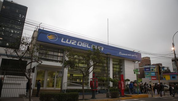 Luz del Sur. (Foto: GEC)