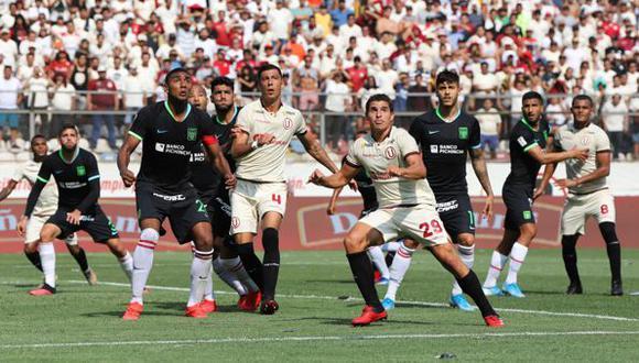 El triunfo fue para los cremas la última vez que ambos clubes se enfrentaron. (Foto: Universitario)