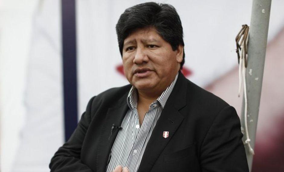 Edwin Oviedo: juez deja en suspenso fallo sobre pedido de prisión preventiva