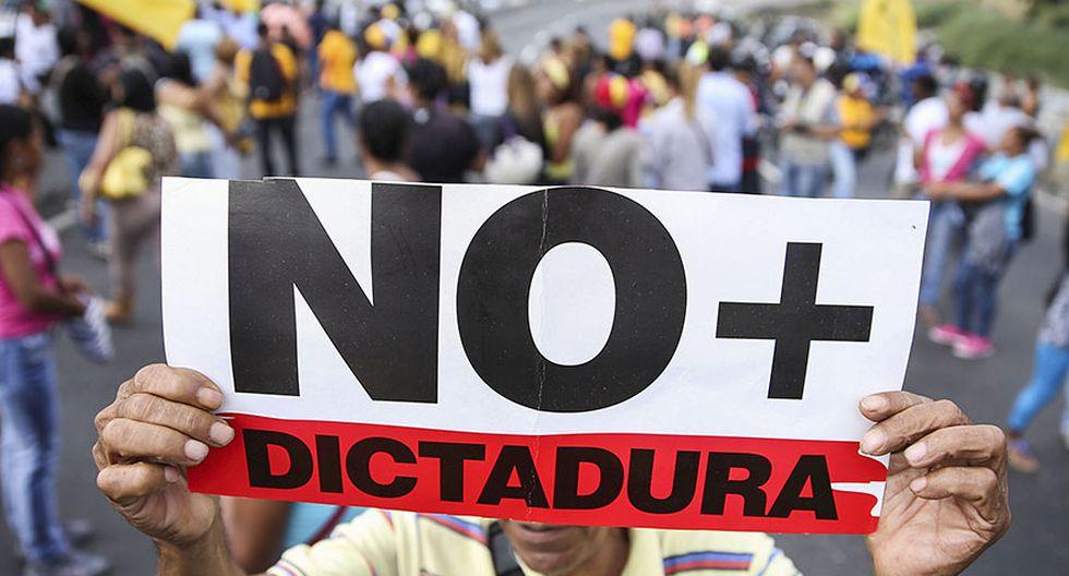 Venezuela: Estudiantes y periodistas se enfrentan a la policía - 1