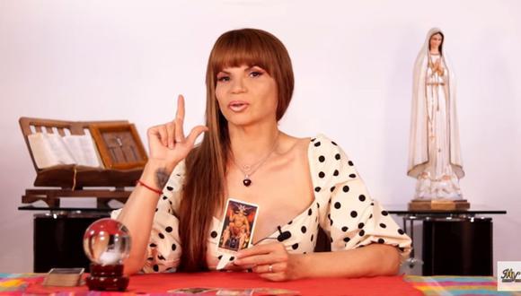 Mhoni Vidente, la tarotista más famosa de México ha lanzado las cartas para este lunes 22 de junio hasta el domingo 28 de junio (Foto: YouTube)