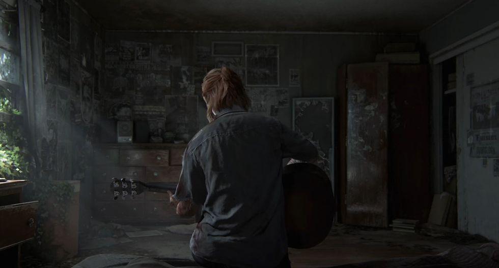 The Last of Us II – Año 2019 (Foto: PlayStation)