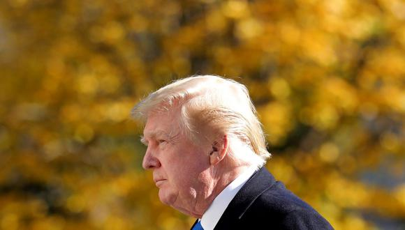 Donald Trump estaría planeando otorgar el indulto a sus hijos y a otros miembros de su entorno. (REUTERS/Yuri Gripas/File Photo).