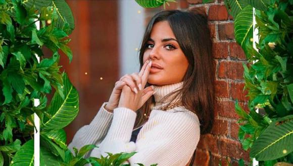 """Alexia Rivas es una de las participantes de """"Supervivientes 2021"""" (Foto: Telecinco)"""
