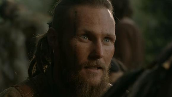 Ubbe se encargó de cumplir el sueño de su padre, Ragnar (Foto: Vikings / Netflix)
