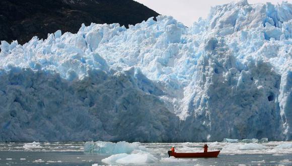Moderna tecnología es usada para estudiar glaciares chilenos