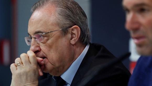 """'Football Leaks' reveló la polémica información y Real Madrid sería investigado por posible """"fraude a la ley"""". (Foto: EFE)"""